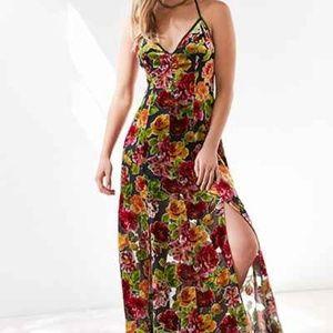 Urban Outfitters Lilyhandra Velvet Dress ISO